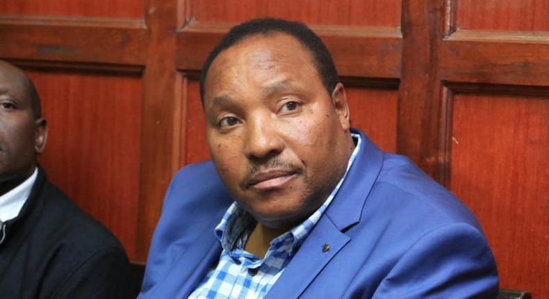 Ferdinand Waititu's order to demolish church caused impeachment - Kiambu Speaker Bishop Stephen Ndicho says