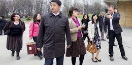Chińczycy zwiedzili Tysiąclecie
