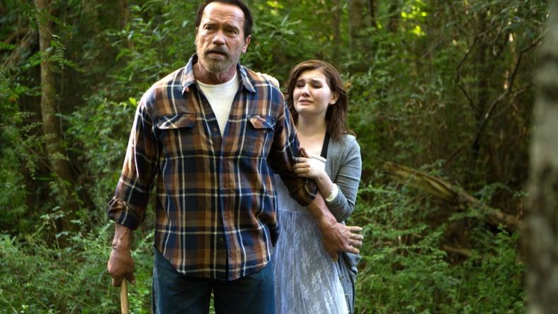 Arnold Schwarzenegger na ratunek córce