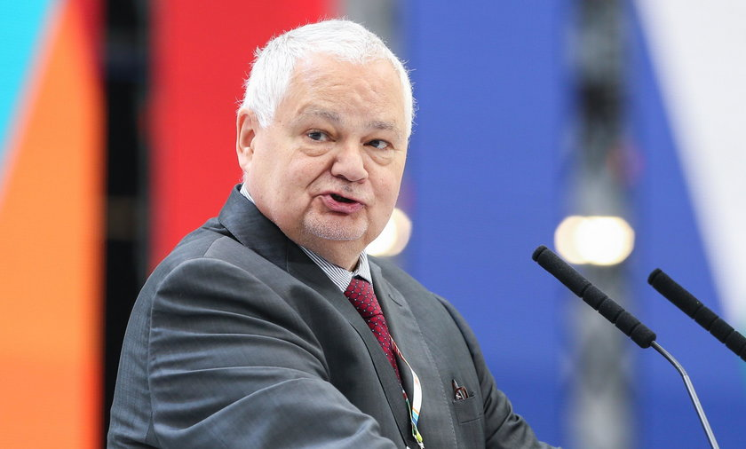 Szef NBP Adam Glapiński