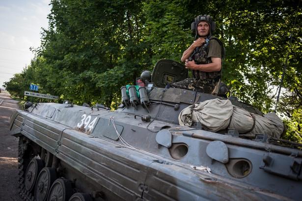 Separatyści zajęli wszystkie okręgowe komisje wyborcze w Doniecku.