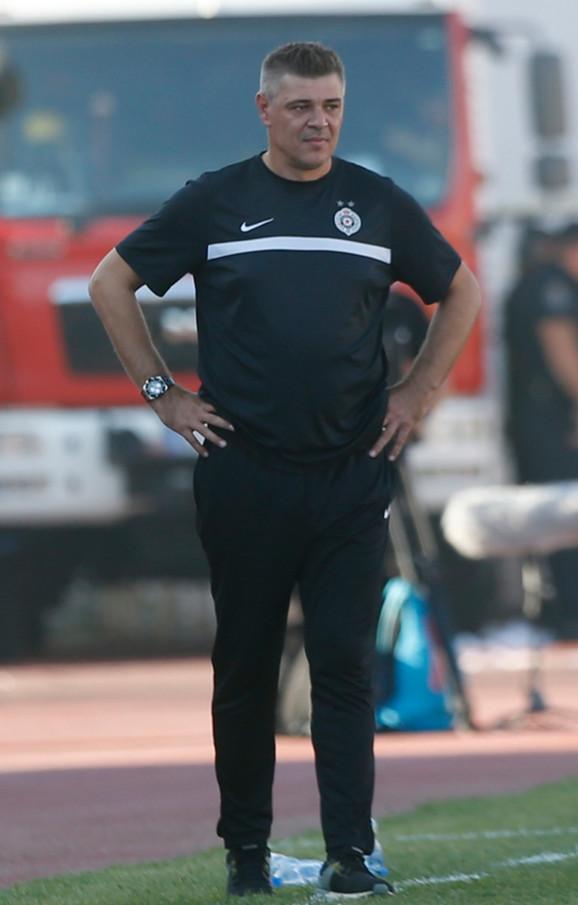 FK Partizan, Radnički