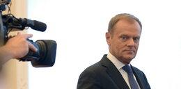 Tusk o dymisji i wcześniejszych wyborach.