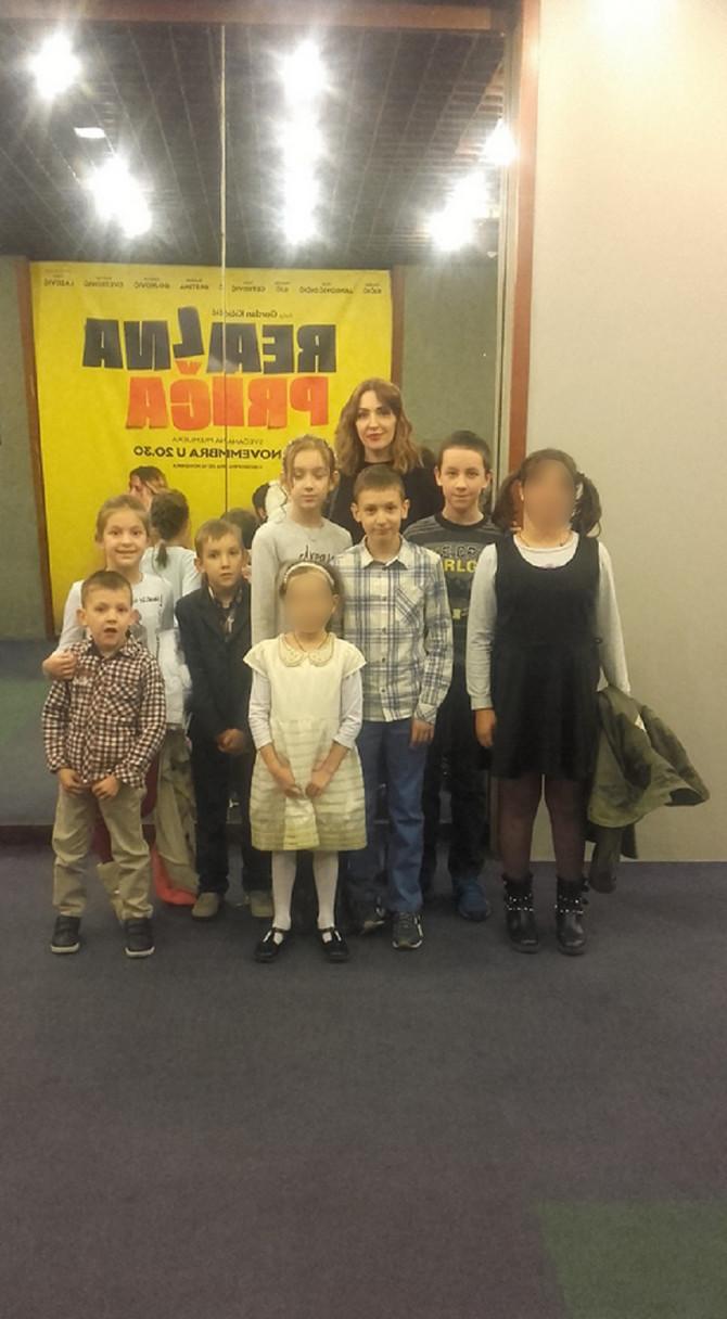 Bravo za roditelje Mariju i Vasilija i za njihove mališane
