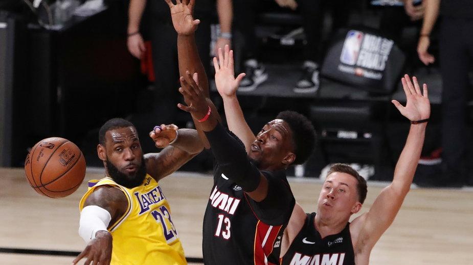 Finał NBA: Lakers - Heat