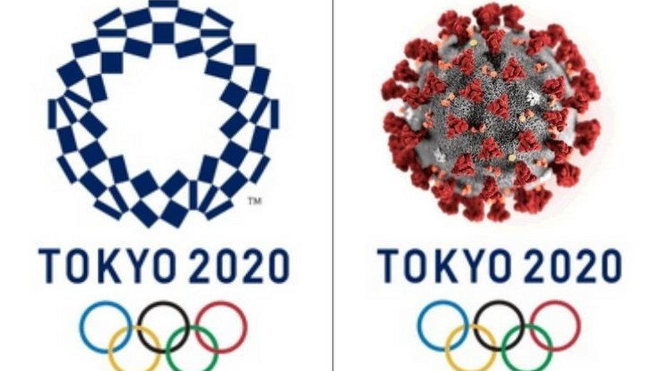 Memy przed rozpoczęciem igrzysk olimpijskich w Tokio