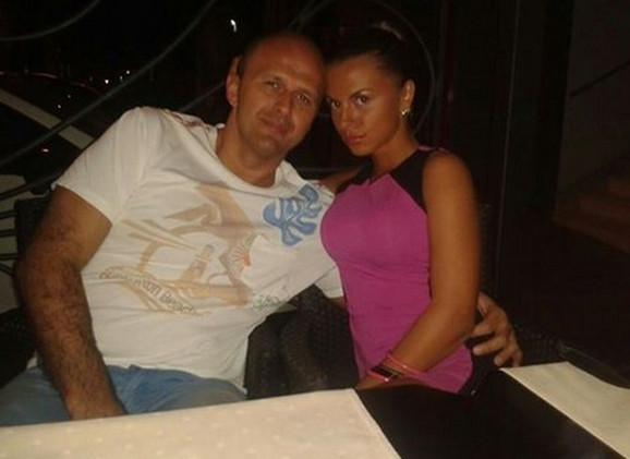 Dragana Mitar i Siniša Dragutinović