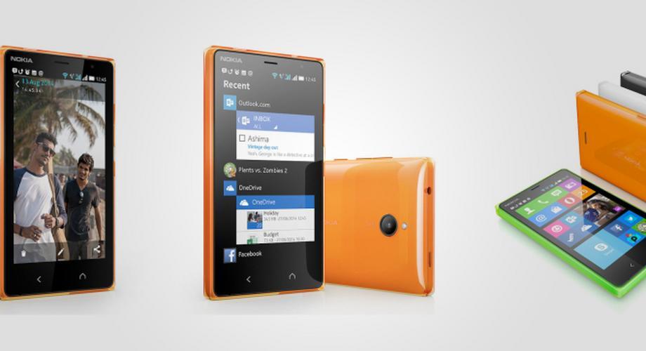 Nokia X2: Android-Phone von Microsoft für 129 Euro