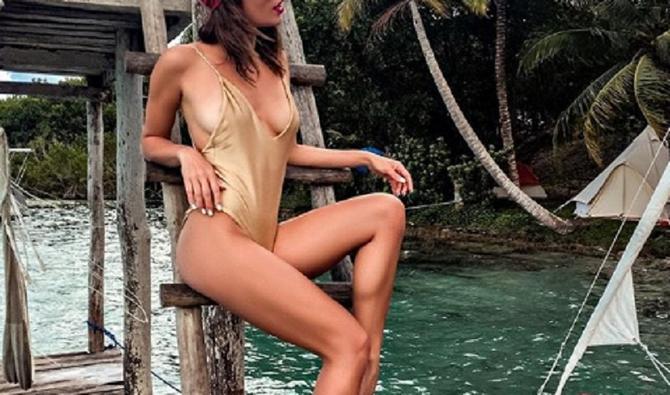 Seksi Jovana je sada zvezda Instagrama