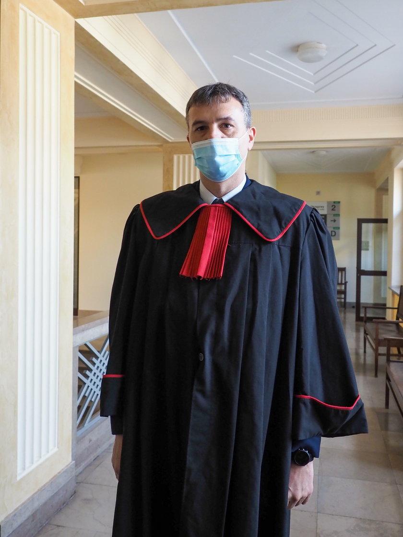 Prokurator Sebastian Faliszewski