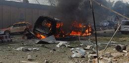 Eksplozja samochodu pułapki. Co najmniej 12 ofiar