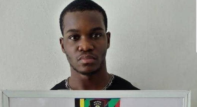 Dominic Ngene Joshua accused of scamming investors (Nnamdi-Anekwe Chive)