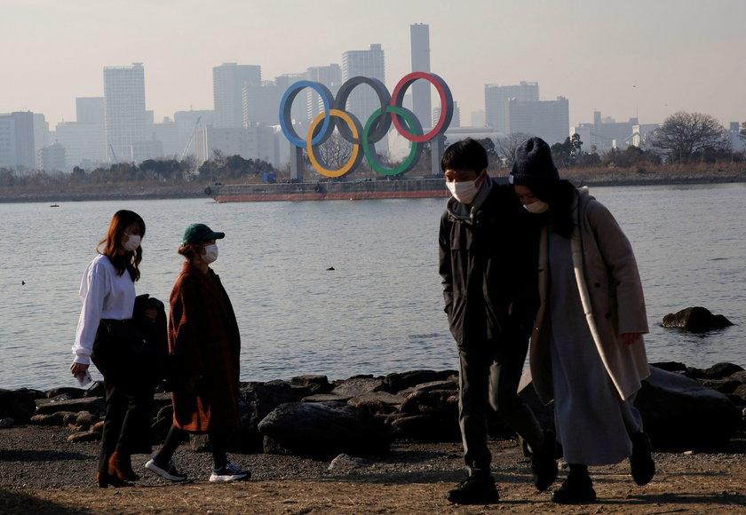 Premier Japonii Yoshihide Suga (73 l.) już wcześniej zapowiedział, że Japończycy zrobią wszystko, by igrzyska w Tokio się odbyły,