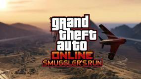 GTA Online - od 29 sierpnia zabawimy się w przemytników