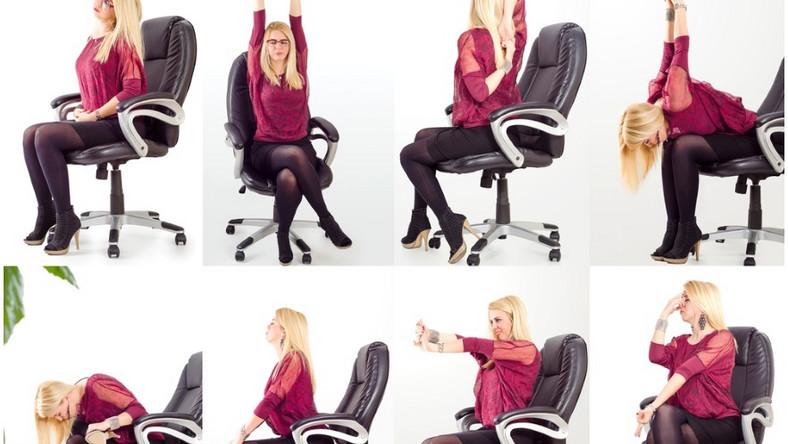 Jak dodać sobie energii na biurkiem?