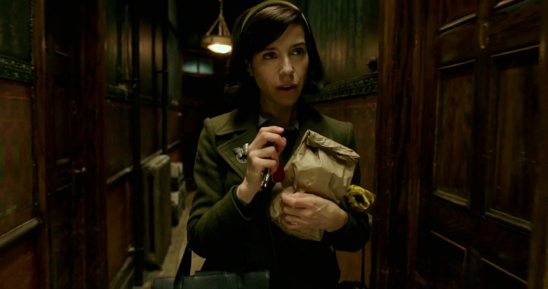 """The Shape of Water"": kadr z filmu"