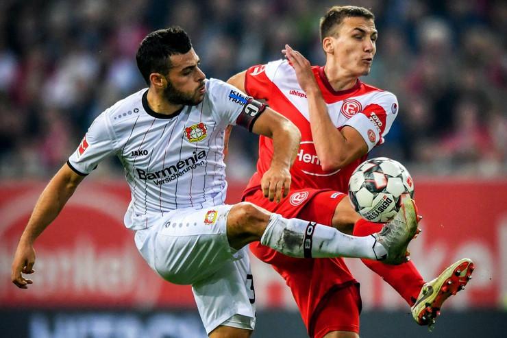 FK Dizeldorf, FK Leverkuzen