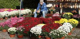 Pomoc dla sprzedawców kwiatów i zniczy odwleczona?