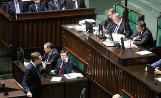 Robert Winnicki upomniany przez marszałka Sejmu; sprawa będzie miała swój ciąg dalszy w Prezydium