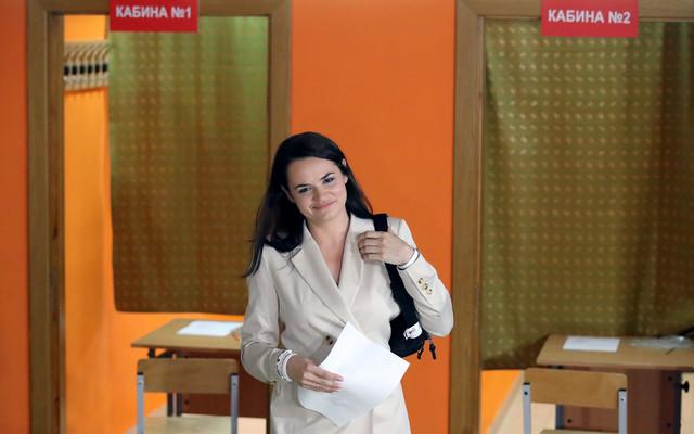 Glasala pa nestala - Svetlana Tihanovska