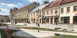Deptak w Rzeszowie bez samochodów