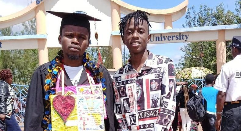 Chipukeezy's message to Kartelo after landing radio job with Milele FM
