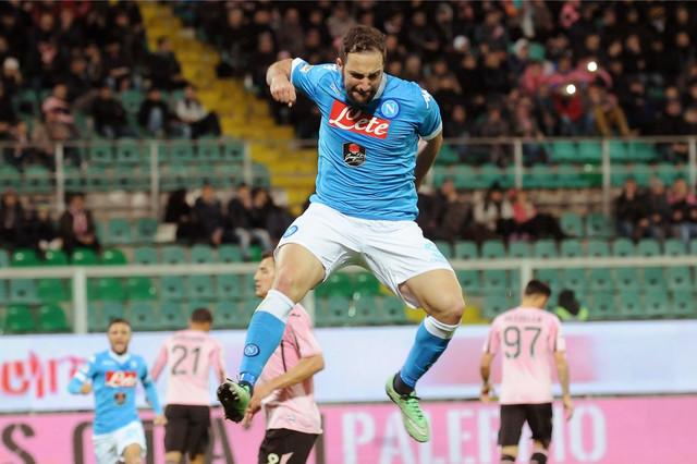 Iguain je dao 27 golova za Napoli u Seriji A ove sezone