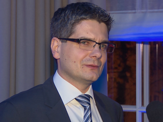 Dariusz Flisiak, Business Intelligence & Data Warehouse Director, Credit Suisse