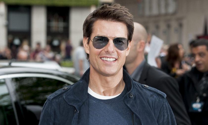 Tom Cruise rozwodzi się