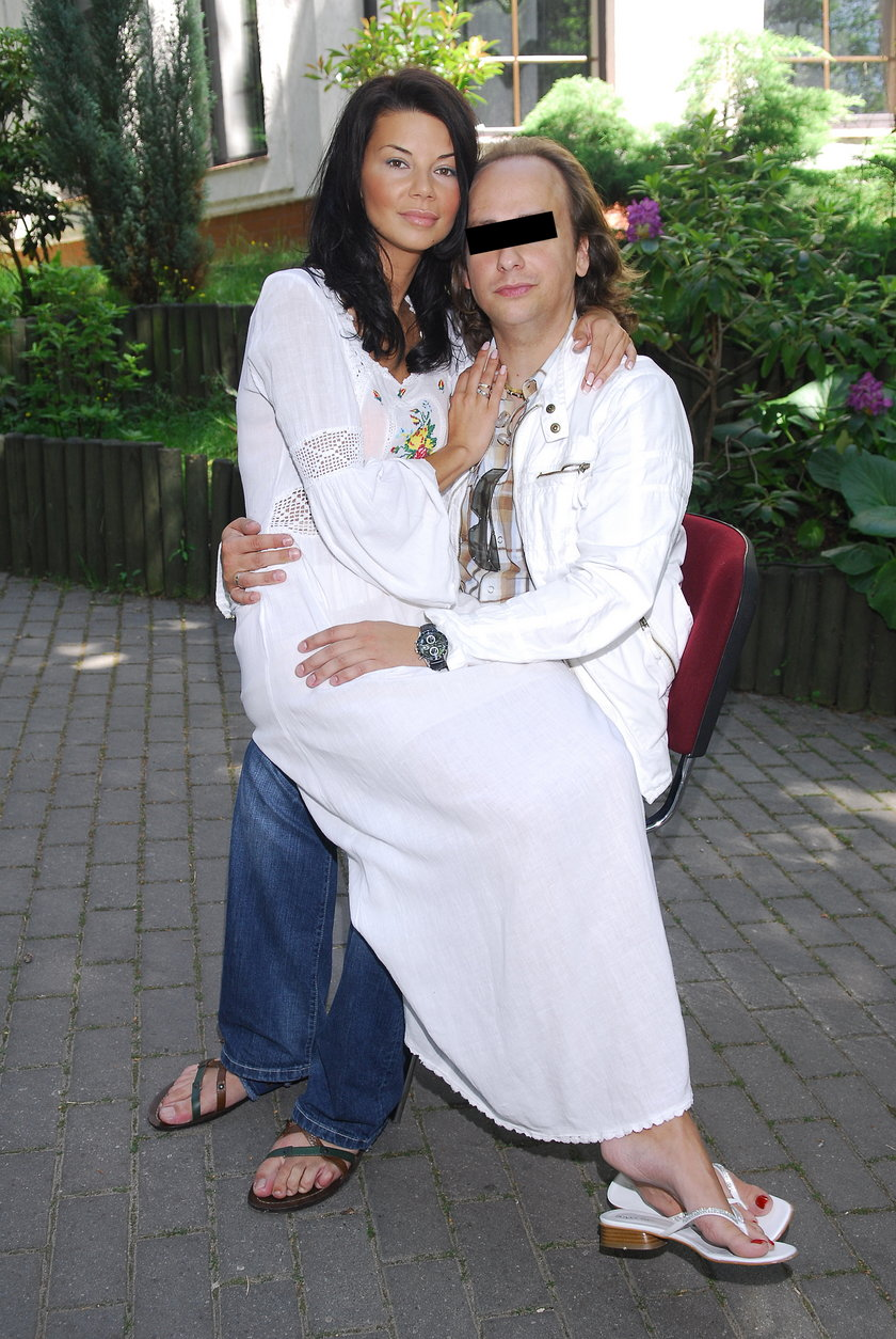 Edyta Górniak i Dariusz K.