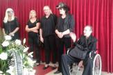 Milić Vukašinović - sahrana ćerke Maje