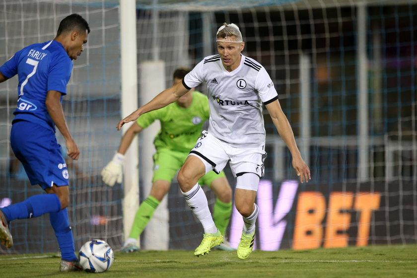 Dzięki zwycięstwu nad greckim Atromitosem, Legia zagra mecz o awans do fazy grupowej Ligi Europy.