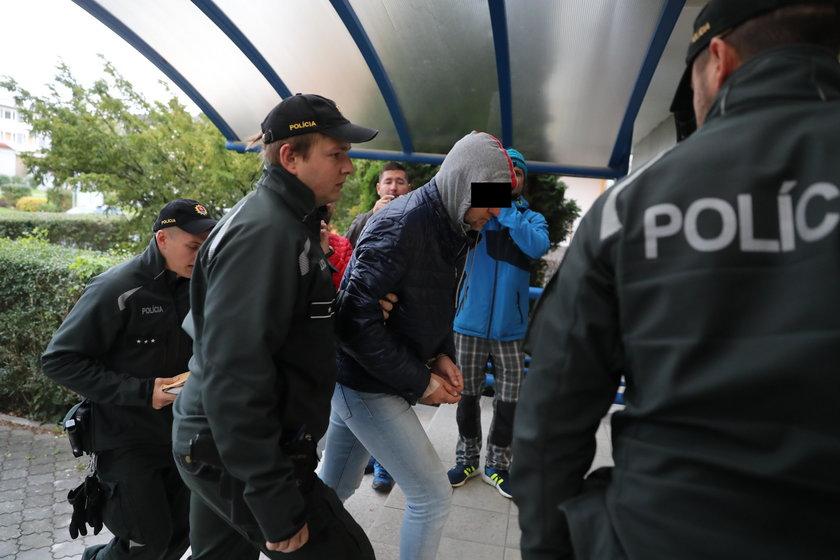 Wypadek na Słowacji. Polski kierowca opuści areszt