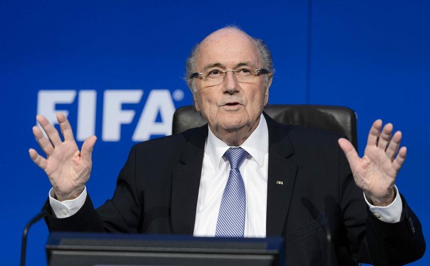 Sepp Blatter przerywa milczenie. Znalazł winnych skandalu w FIFA