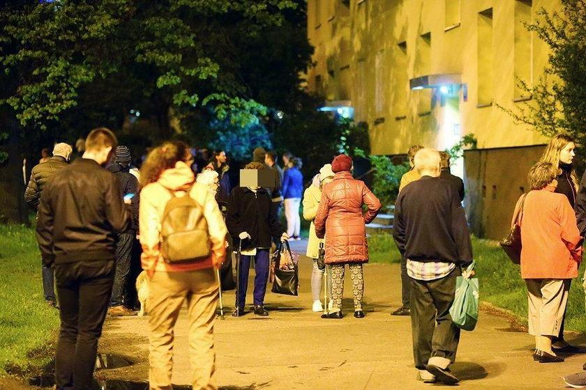 Łódź: ewakuacja około 500 osób z powodu pocisku z czasów II wojny światowej