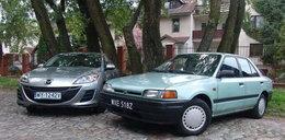 Mazda 323 1.7 d i Mazda 3 1.6 MZ-CD: porównanie dwóch epok