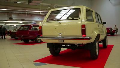 Fiat 125p 4x4 - mógł być polskim SUV-em. Nie udało się