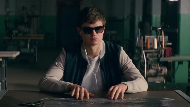 """Baby Driver"": kadr z filmu"