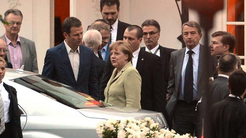 Merkel zapewnia, że nie zmusi Hiszpanii do przyjęcia pomocy