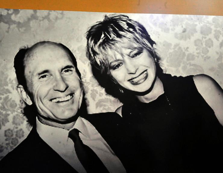 Sonja Savić i Robert Dival: Slika na izložbe posvećene Sonji Savić