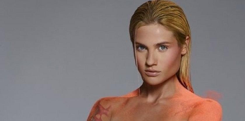 Pikantne zdjęcia gwiazdki Top Model. Sexy!