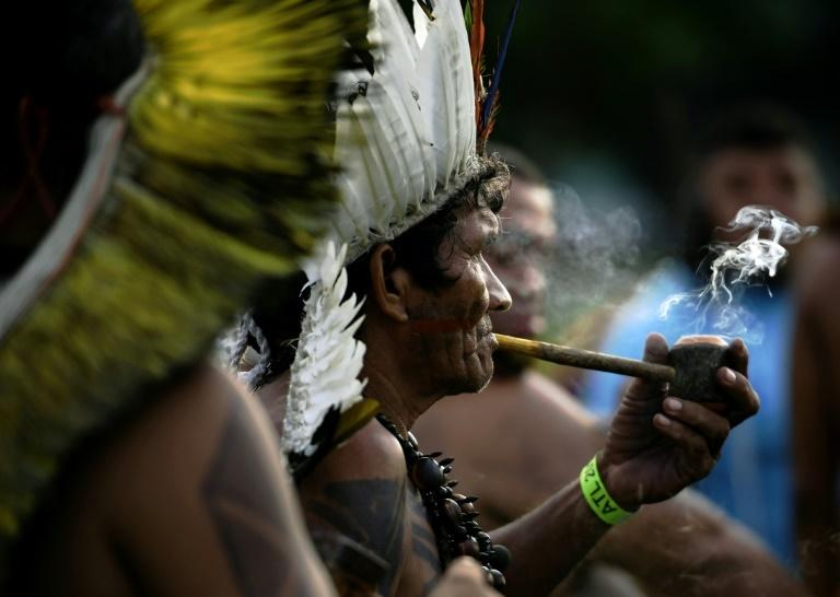 Indigenous people have long fought to preserve a way of life imperiled since European colonialists arrived in South America more than 500 years ago
