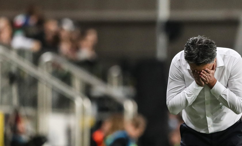 Legia zmienia trenera! Kibice mieli go dość