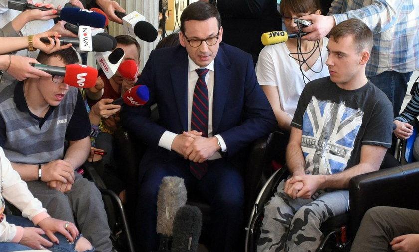 Spotkanie z niepełnosprawnymi