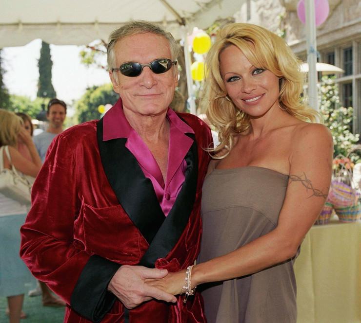 "Hju Hefner je želeo da se Pamela nađe na naslovnoj strani ""Plejboja"""