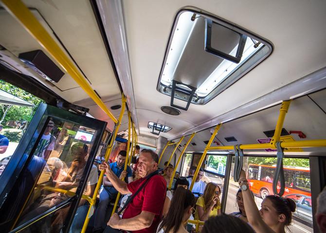 Vožnja u busu