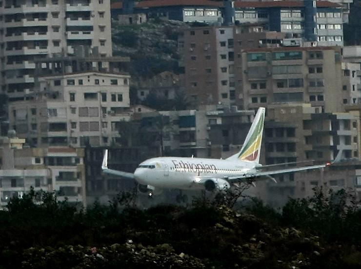 Etiopijan erlajns, avion, Etiopija