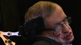 """Stephen Hawking dowiódł, że z """"czarnej dziury"""" można uciec. Dostanie Nobla?"""