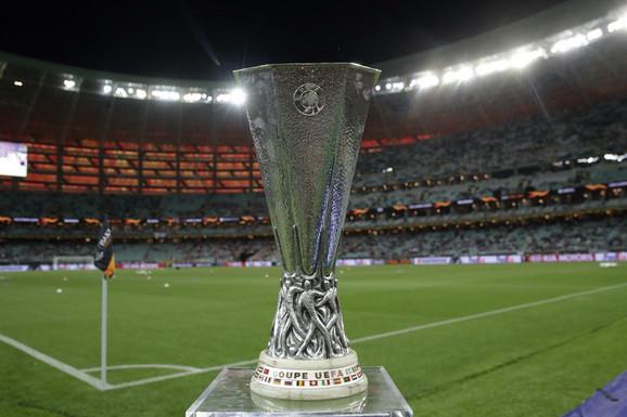 Pehar namenjen pobedniku Lige Evrope