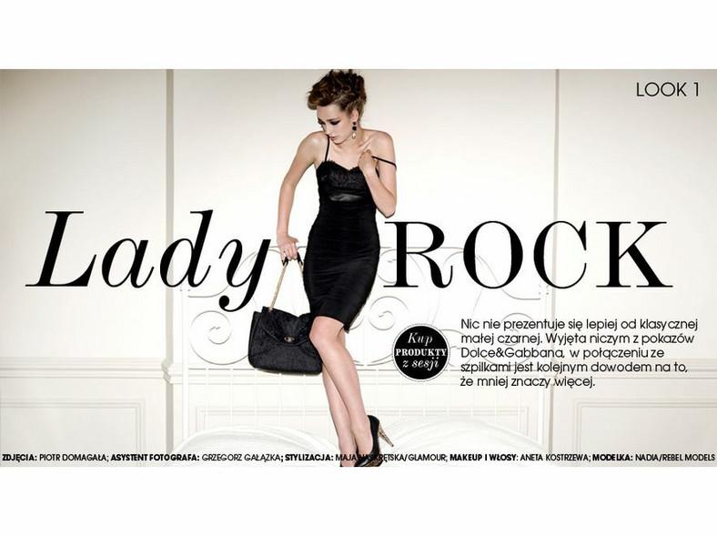 Ubierz się w stylu glam rock!